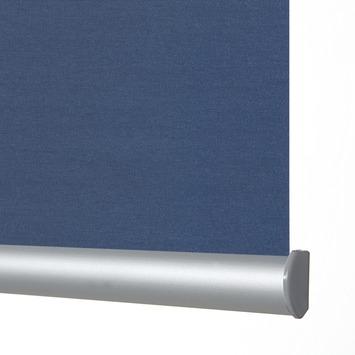 KARWEI klik onderlat rolgordijn aluminium 90 cm