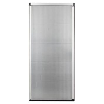 Bruynzeel plissédeur 900 serie wit 96x206-209 cm