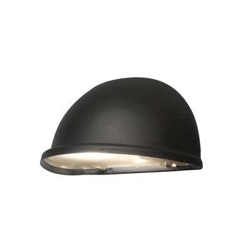 Konstsmide buitenlamp Torino flush zwart