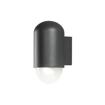 Konstsmide Sassari wandlamp 21,5 cm matzwart