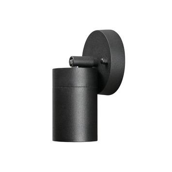 Konstsmide buitenlamp Modena zwart kantelbaar