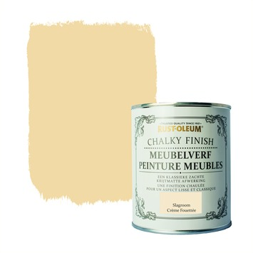 Rust-oleum Chalky Finish Meubelverf slagroom 750 ml