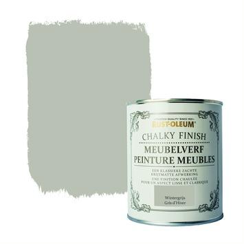 Rust-oleum Chalky Finish Meubelverf wintergrijs 750 ml