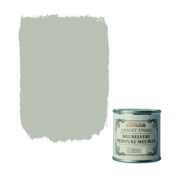 Rust-oleum Chalky Finish Meubelverf wintergrijs 125 ml