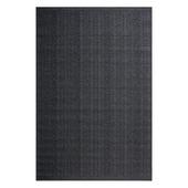 Buitenkleed Anta antraciet 160x230 cm