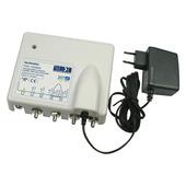 Signaalversterker kabelkeur 4 uitgangen 0-8DB