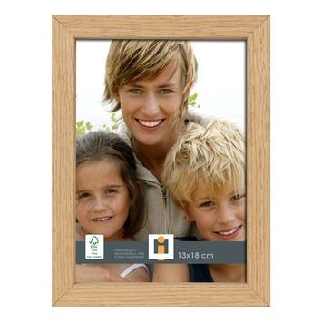 Fotolijst hout naturel 30x40 cm