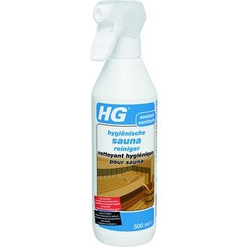 HG hygiënische saunareiniger 500 ml