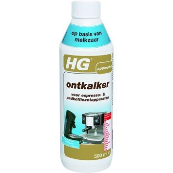 HG koffiemachine ontkalker 500 ml
