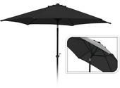 Parasol Sapa zwart d270 cm