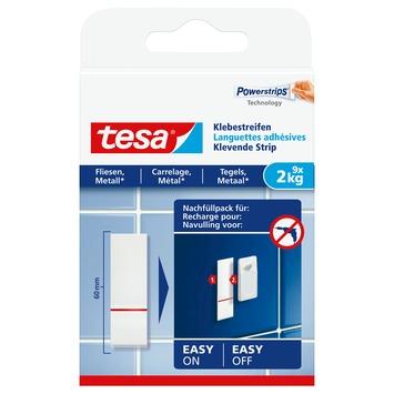 De Tesa Klevende Strips voor Tegels & Metaal 2 kg