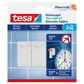 De Tesa Klevende Spijkers voor Tegels en Metaal