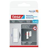 Tesa Klevende Strips voor Behang & Pleisterwerk 0,5 kg