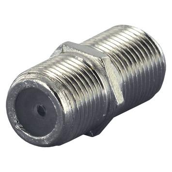 Q-Link coax kabel F-koppelstuk 2 stuks