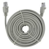 Q-Link UTP kabel CAT5E AWG26 2RJ45 10 meter wit
