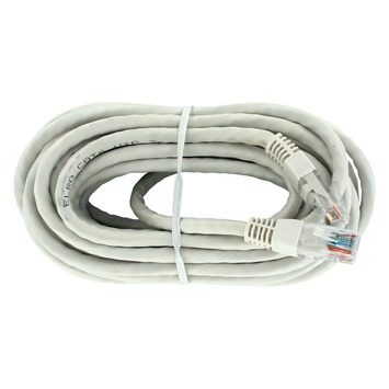 Q-Link UTP kabel CAT6 AWG26 2RJ45 5 meter wit