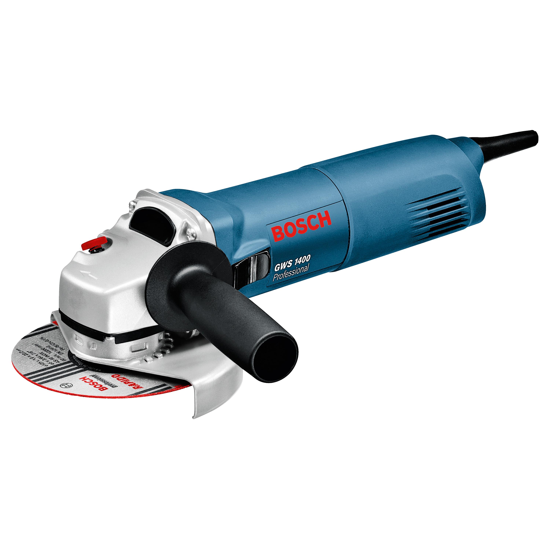 Bosch Professional haakse slijper GWS 1400