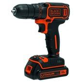 Black + Decker accuboormachine BDCDC18-QW 18V