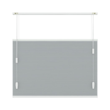 KARWEI dupli plisségordijn top down - bottom up grijs (6006) 180x180 cm