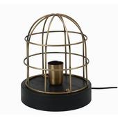 Tafellamp Carandora antiek brons