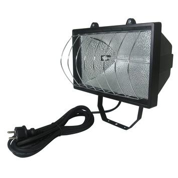 Eltra bouwlamp straler 1000W halogeen