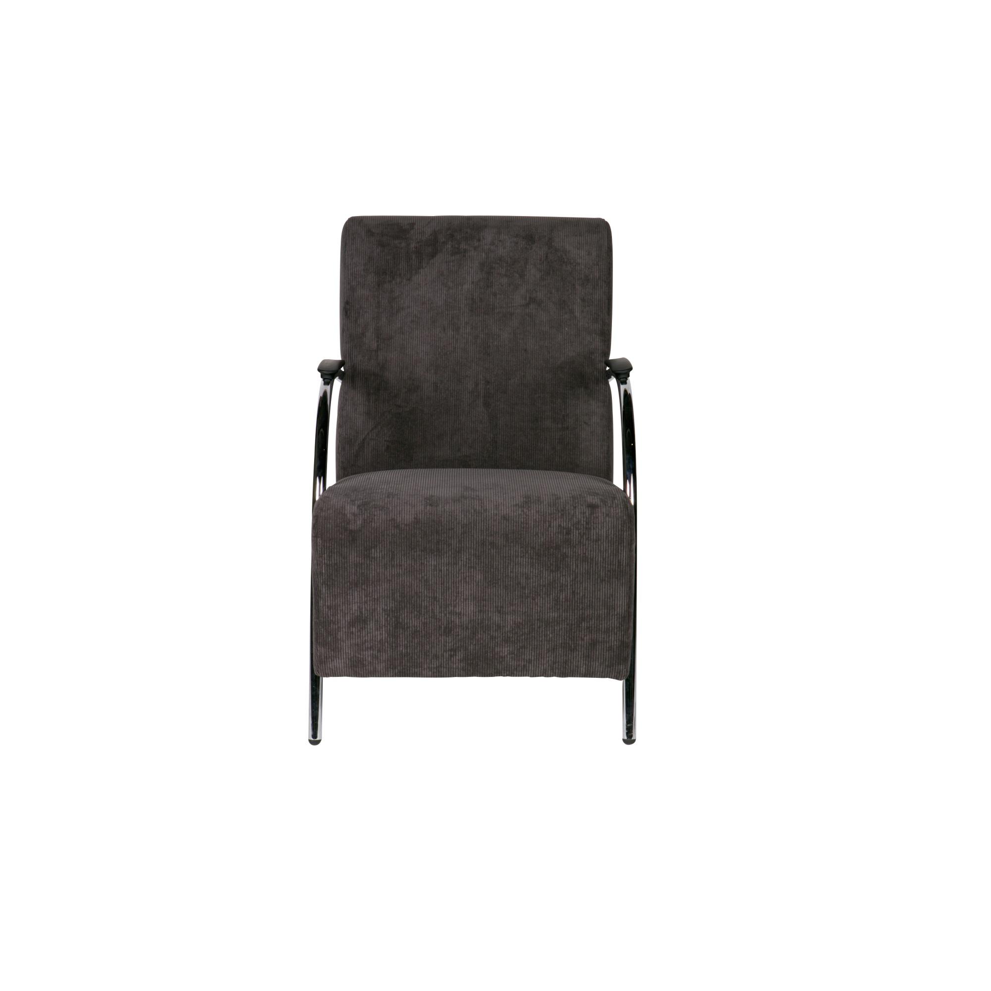Halifax fauteuil antraciet