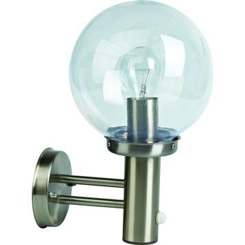 Buitenlamp Met Sensor Karwei.Karwei Buitenlamp Rene Rvs Met Bewegingssensor Kopen Wandlampen Karwei