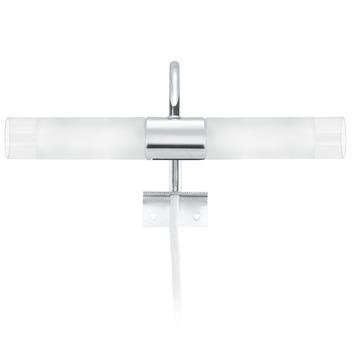EGLO wandlamp Granada chroom glas