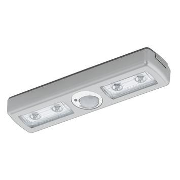 LED-kast onderbouwverlichting met sensor zilver Baliola kopen? tl ...