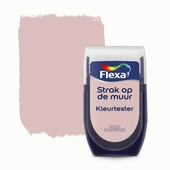 Flexa Strak op de muur kleurtester oudroze 30 ml
