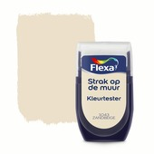 Flexa Strak op de muur kleurtester zandbeige 30 ml