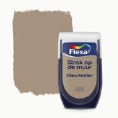 Flexa Strak op de muur kleurtester suede 30 ml