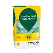 Weber SG zandcement grijs 20 kg