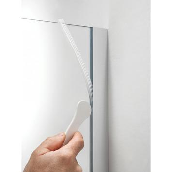 Get Wet Swingdeur voor Nis Custom Rechts 120x195 cm Chroom