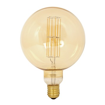 Calex led filament Big Globe E40 11W dimbaar goud