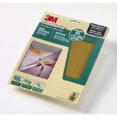 3M™ Sandblaster schuurpapier assorti groen 230x280mm 3 stuks
