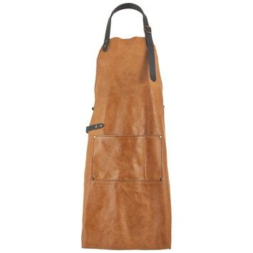Wonderbaar Lederen BBQ-schort kopen?   KARWEI YN-88