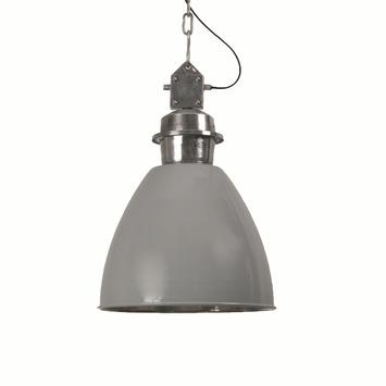 Hanglamp Nelson licht grijs