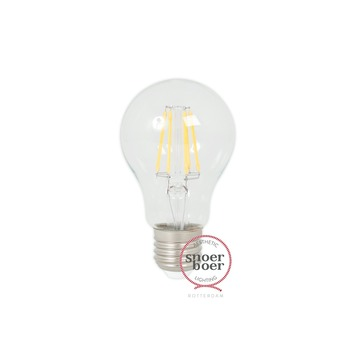 Snoerboer LED-filament peer 4W E27 dimbaar clear glass