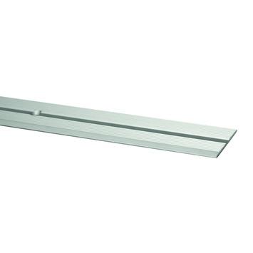 Finifix overgangsprofiel schroef aluminium 166 cm