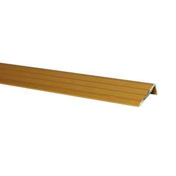Finifix L-profiel zelfklevend goud 116 cm