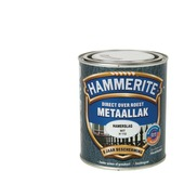 Hammerite Direct over Roest metaallak hamerslag wit 750 ml