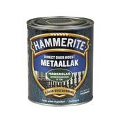 Hammerite Direct over Roest metaallak hamerslag donkergroen 750 ml