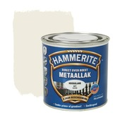 Hammerite Direct over Roest metaallak hoogglans wit 250 ml