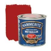 Hammerite Direct over Roest metaallak hoogglans rood 250 ml