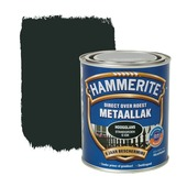 Hammerite Direct over Roest metaallak hoogglans standgroen 750 ml