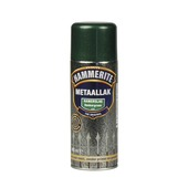 Hammerite metaallak spuitlak hamerslag donkergroen 400 ml