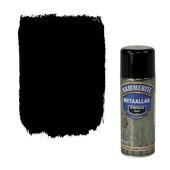Hammerite metaallak spuitlak hamerslag zwart 400 ml