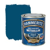 Hammerite Direct over Roest metaallak hoogglans donkerblauw 750 ml