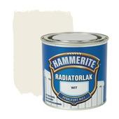 Hammerite radiatorlak hoogglans wit 250 ml
